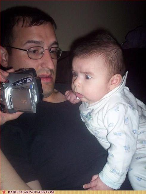 Прикольные картинки с детьми (65 фото)