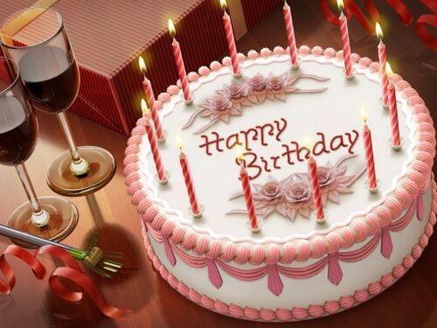 Прикольные картинки с днем рождения (40 фото)