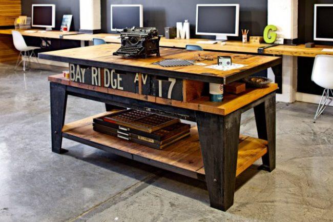 Прикольные столы (30 фото)