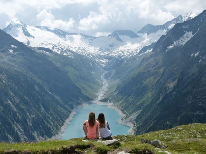 Картинки красивых гор (50 фото)