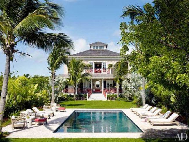 Красивые дома на островах (50 фото)