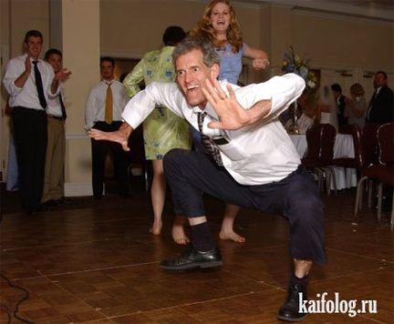 Прикольные картинки про танцы (64 фото)