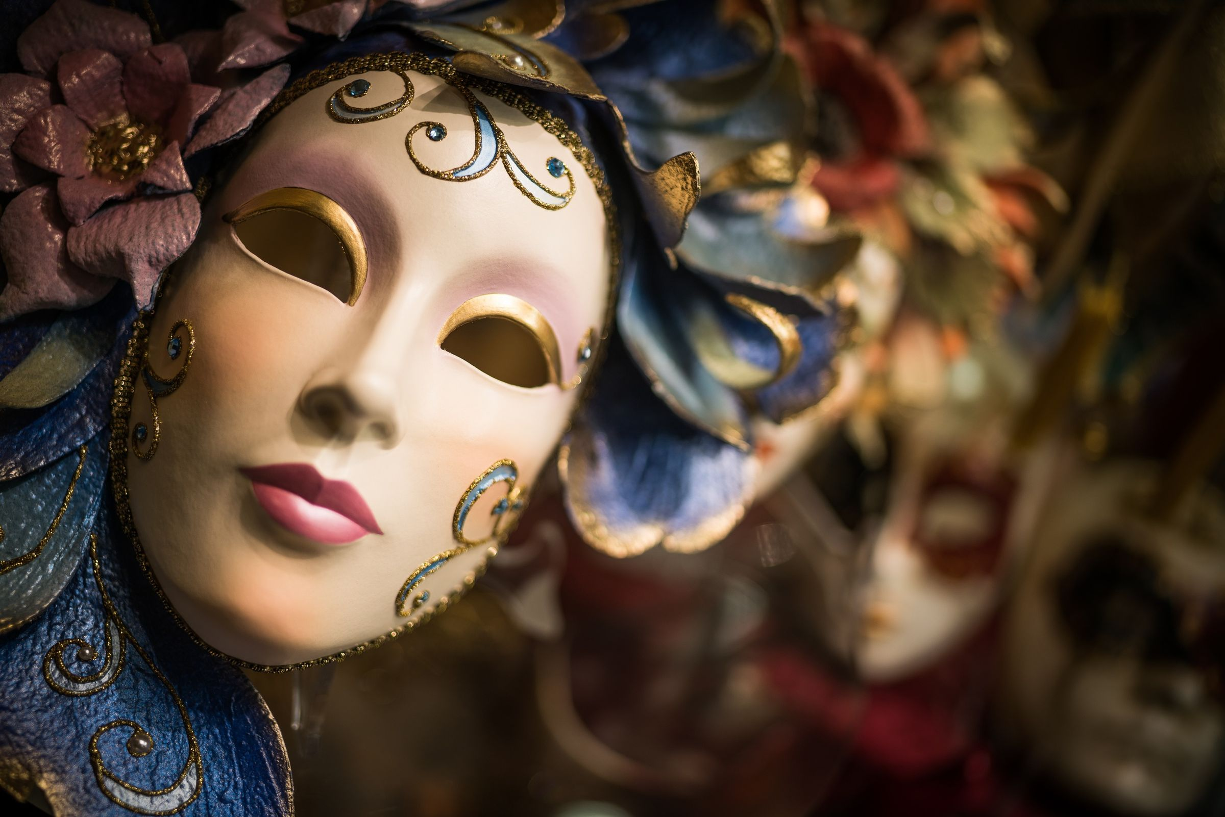 Театральная маска картинки