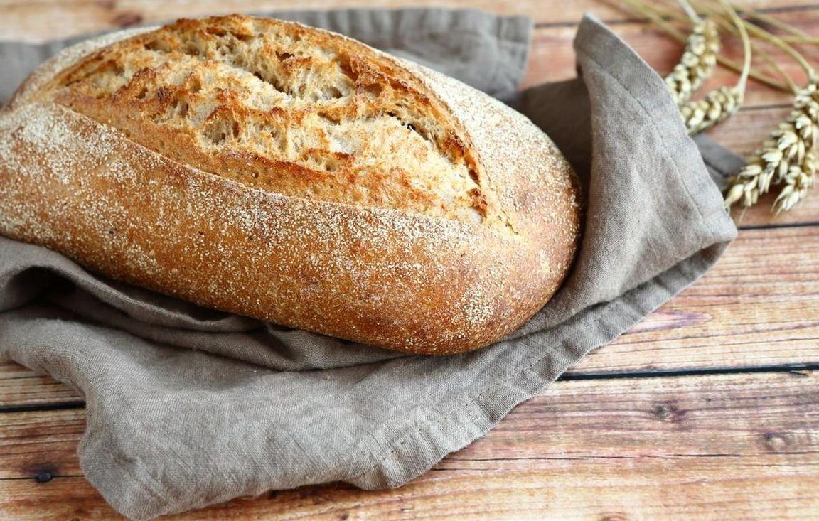 Хлеб рецепт в картинках