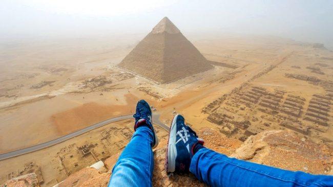 Красивые и прикольные картинки про отдых в Египте (50 фото)