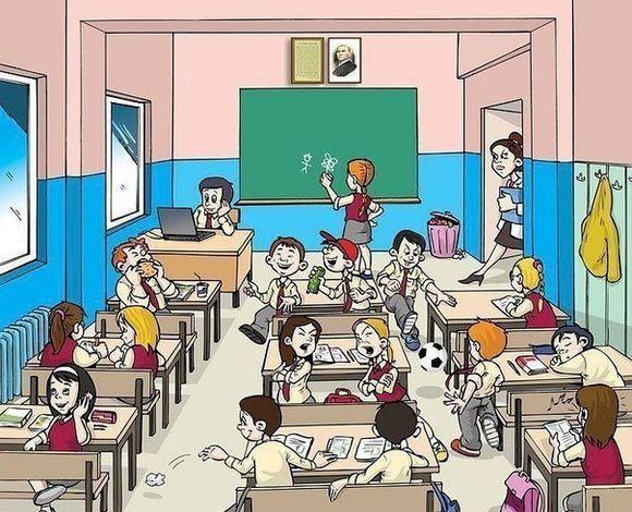 Рисунки прикольные школа, открытки первомаем открытки