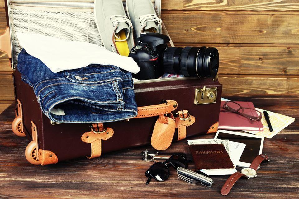 Прикольные картинки про чемоданное настроение, для тебя