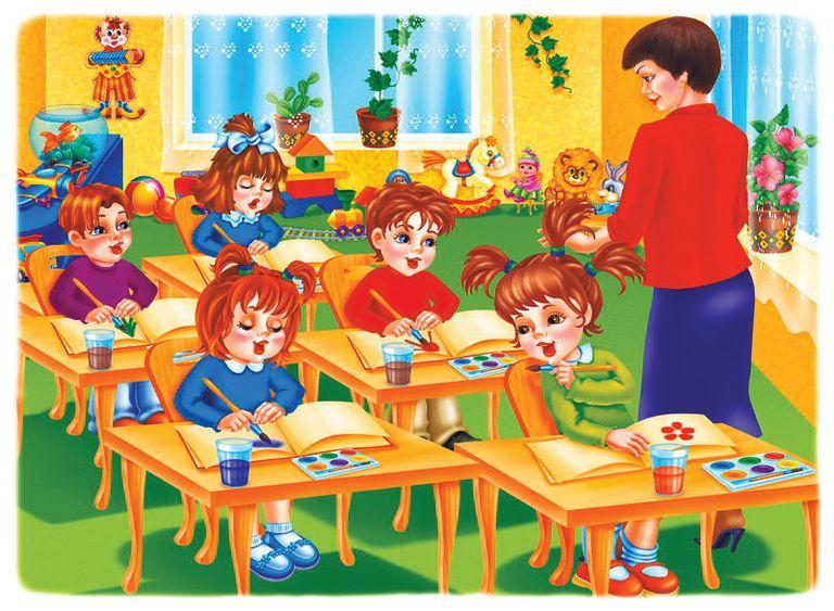 Картинки воспитателя доу