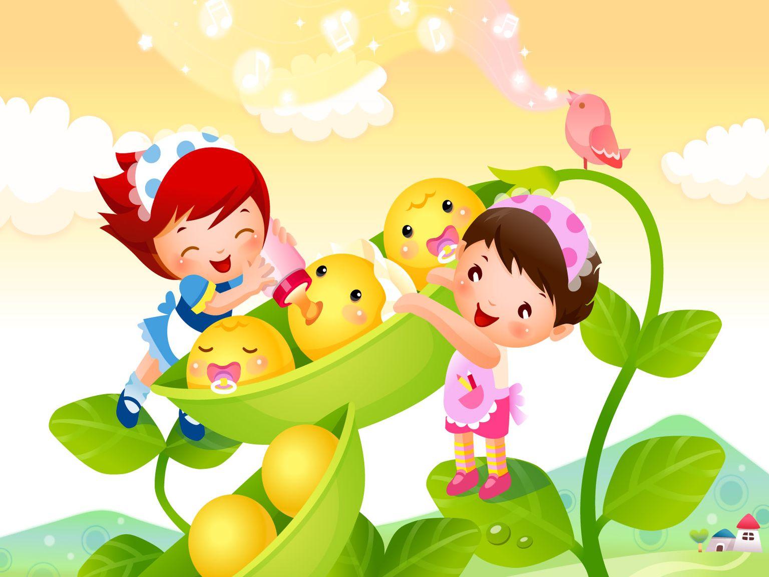 Красочную открытку про лето девочке двух лет два годика