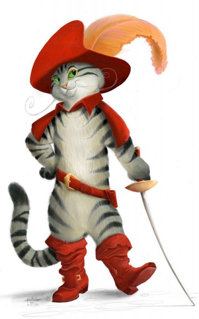 Картинки кот в сапога