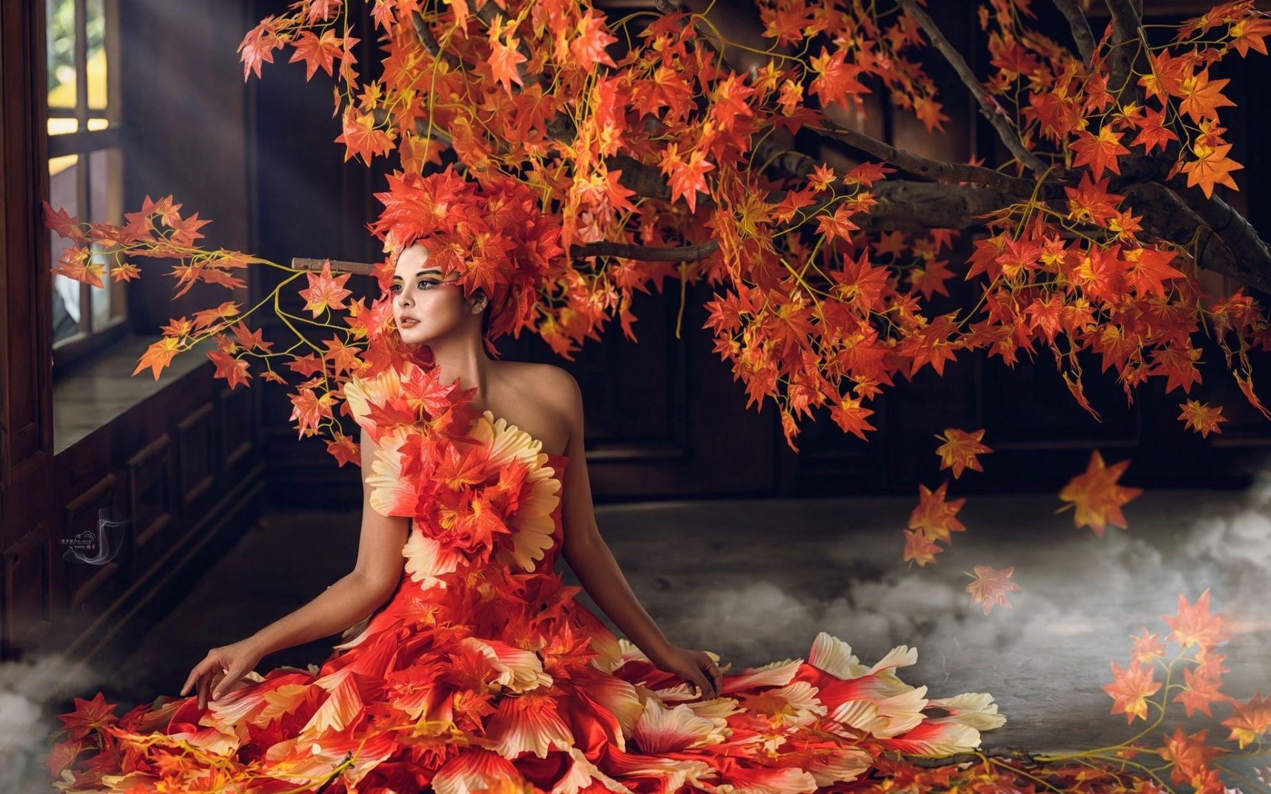 Картинки стильная осень