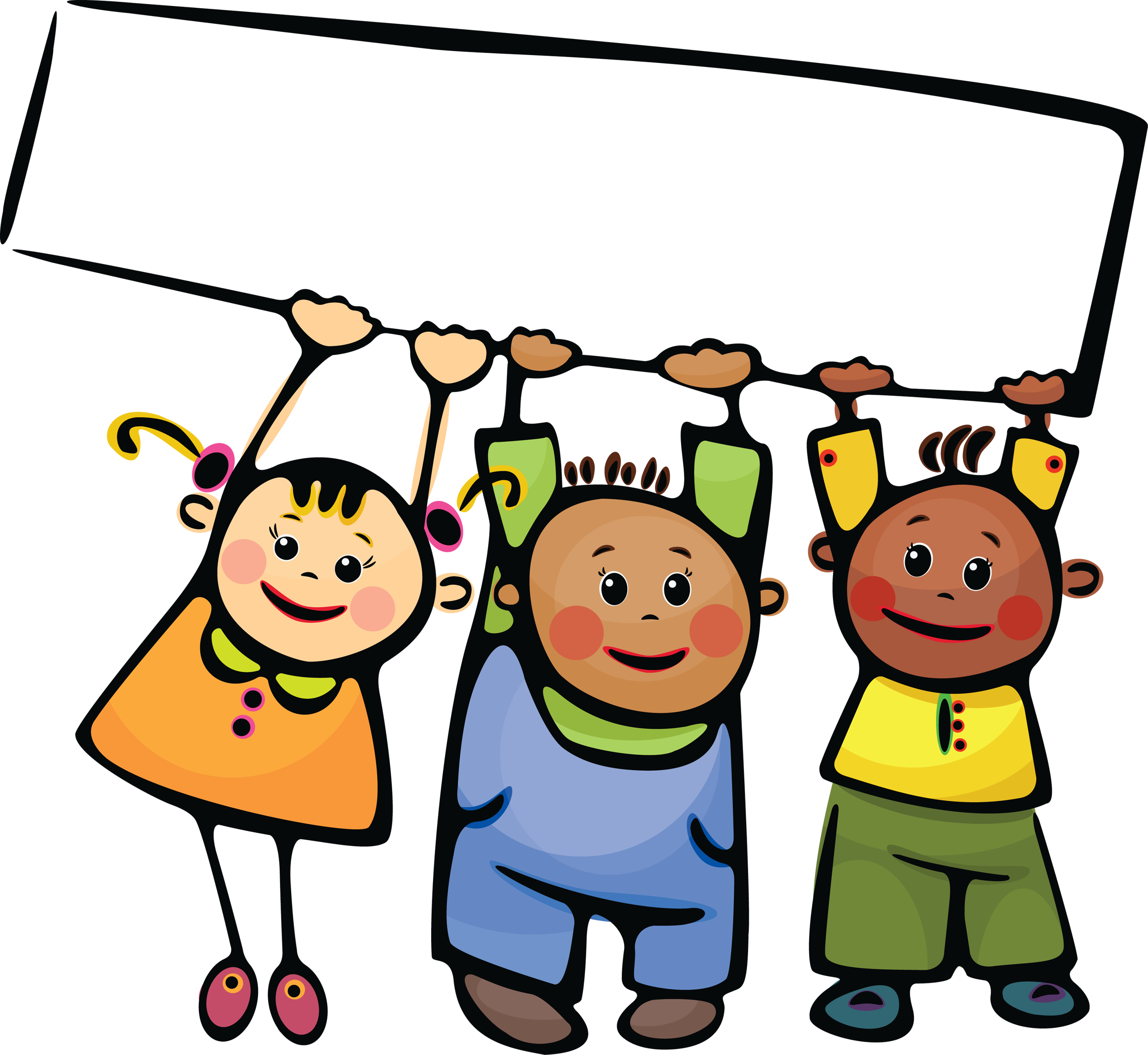 Картинки на прозрачном фоне для детей (46 фото)