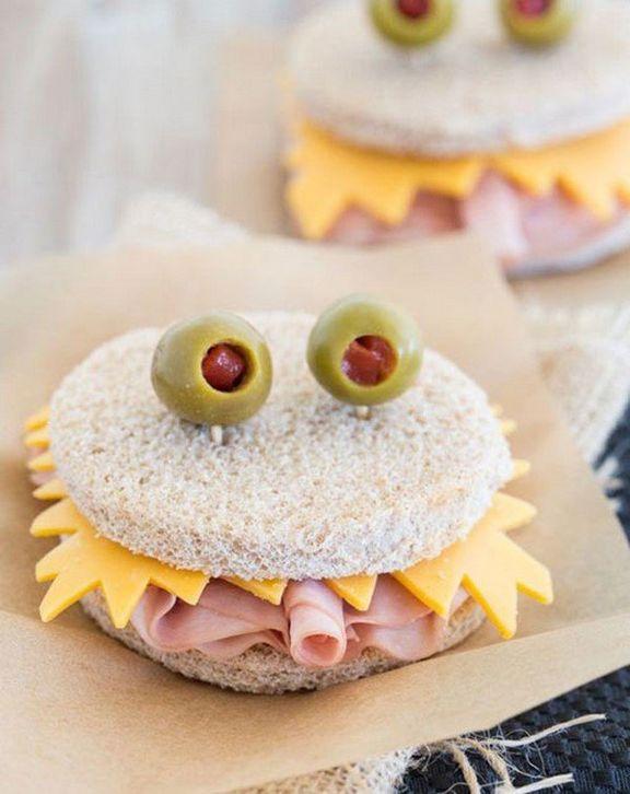 этому картинка прикольного бутерброда ягодника виктории можно