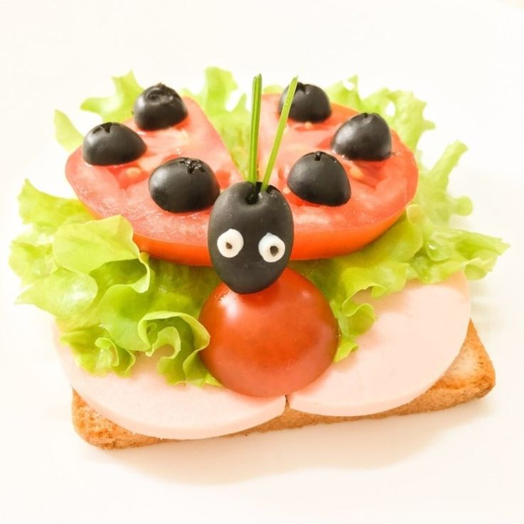 картинка прикольного бутерброда русском языке имя