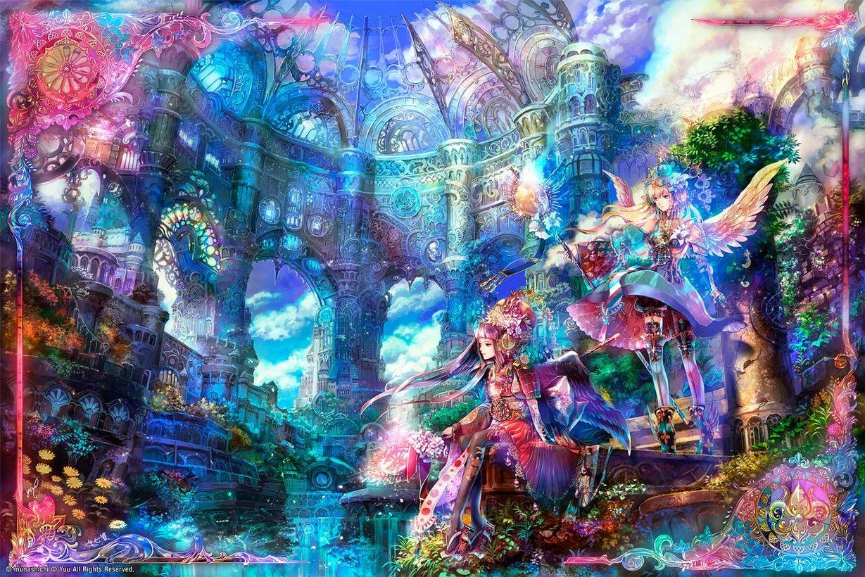 Мир магии и волшебства картинки как ламер