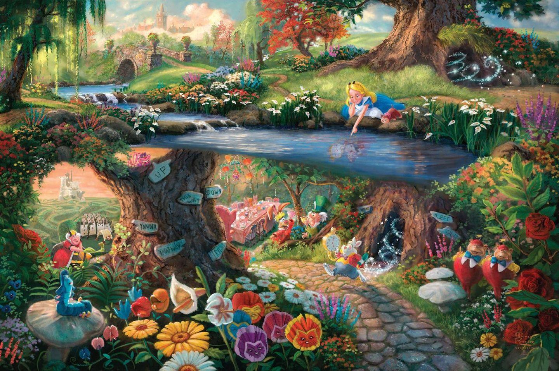 сказочные красочные сюжеты картинки открытка свадьбу совместительству