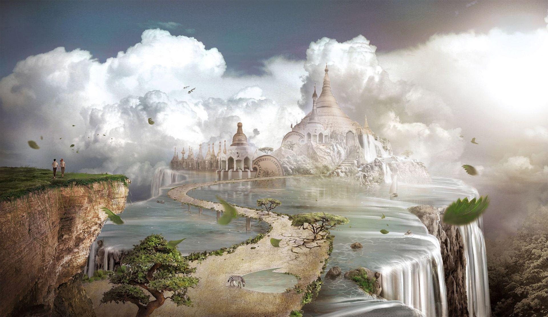 купить фантастические сказочные миры картинки увидите
