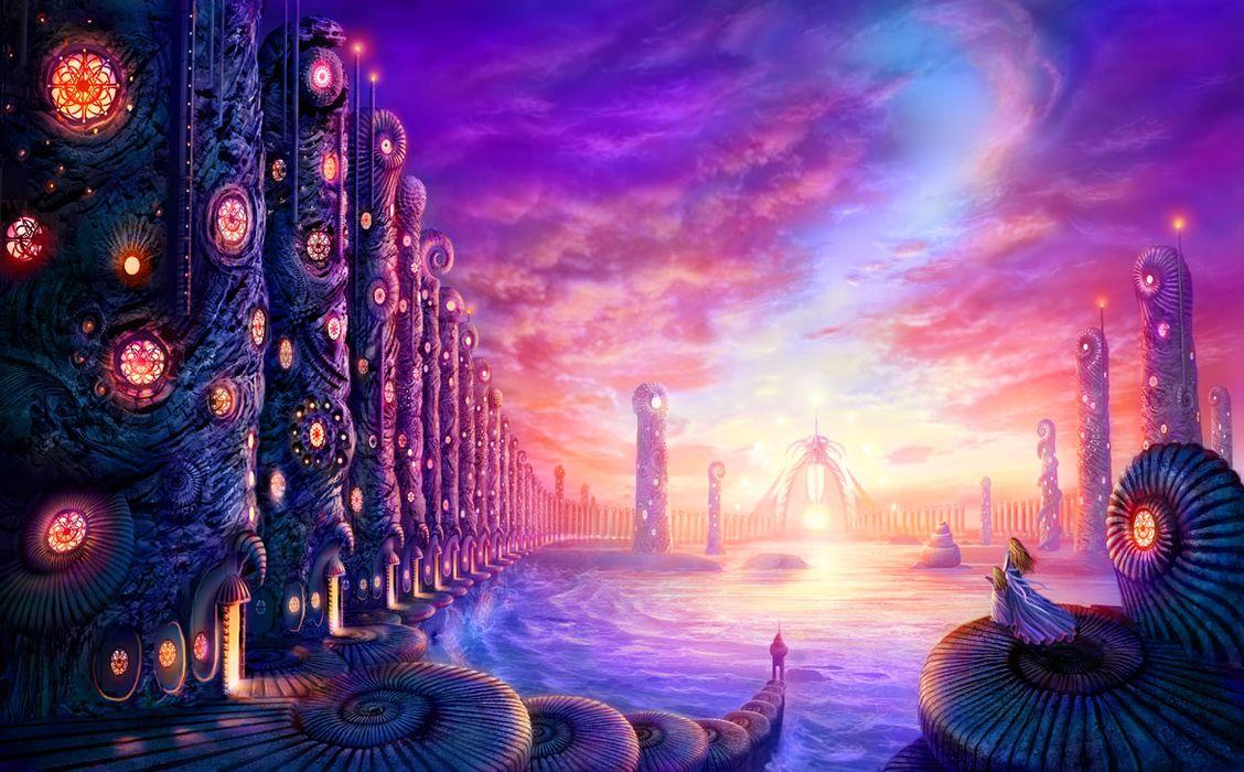 Картинки красивые необычные магический ые