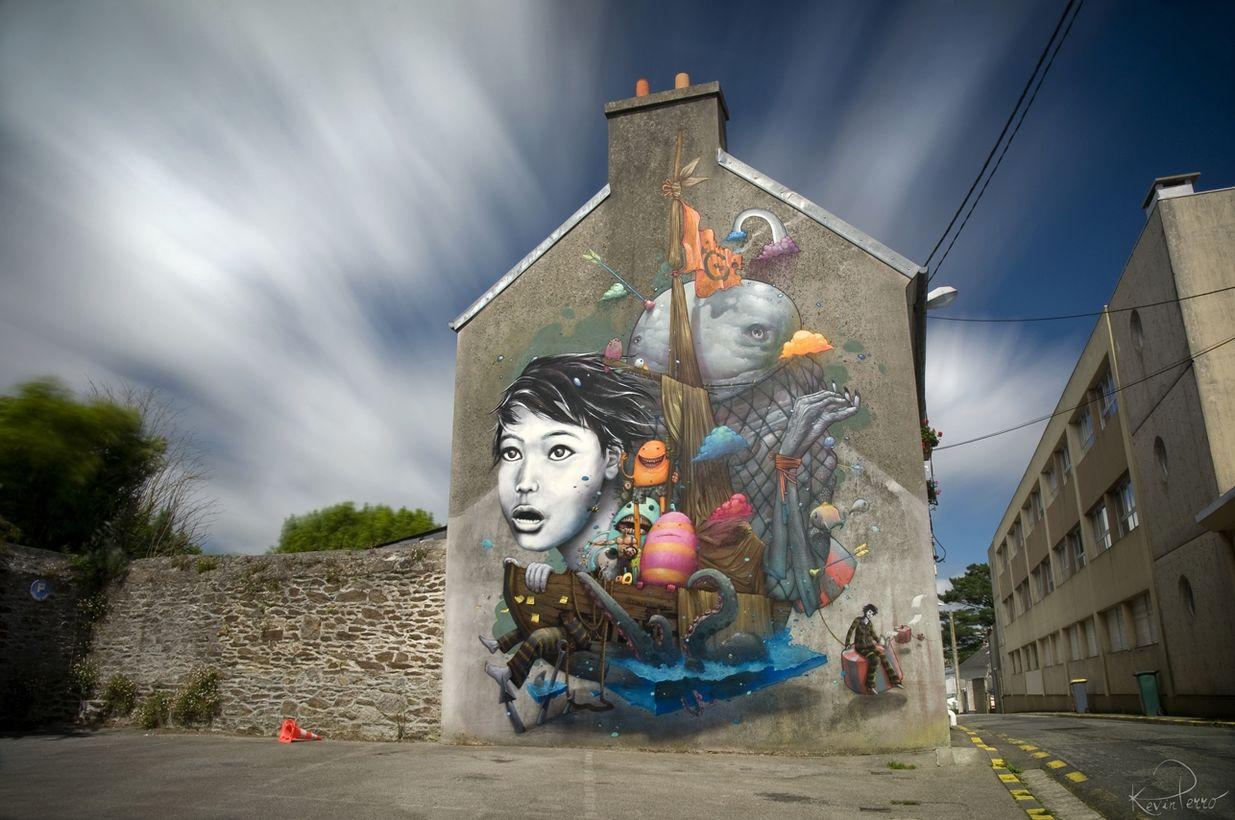моя самые крутые граффити в мире фото этого