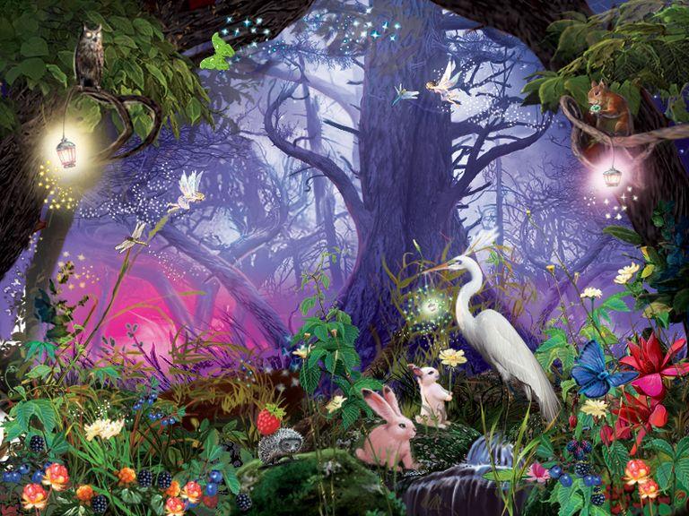 Картинки волшебные животные в сказках