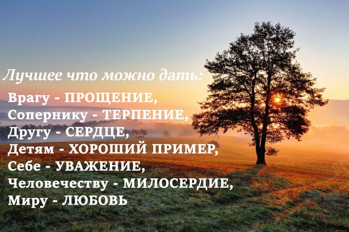 Фото мудрых мыслей и высказываний