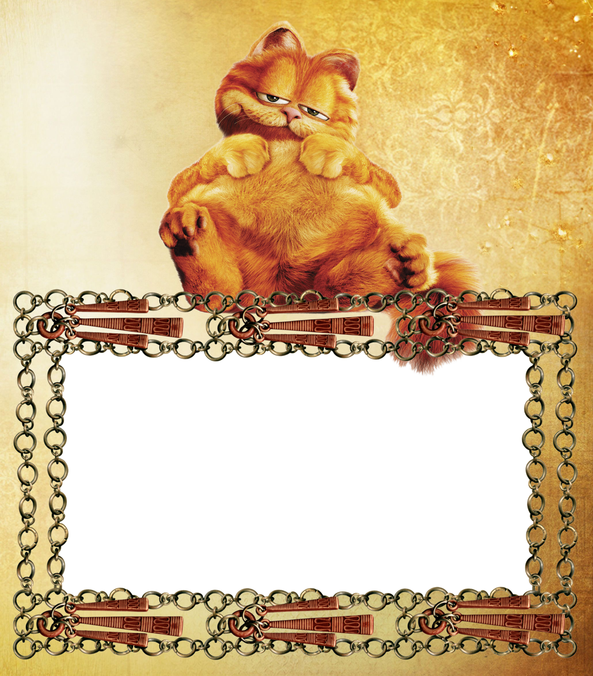 Макет открытка прикольная