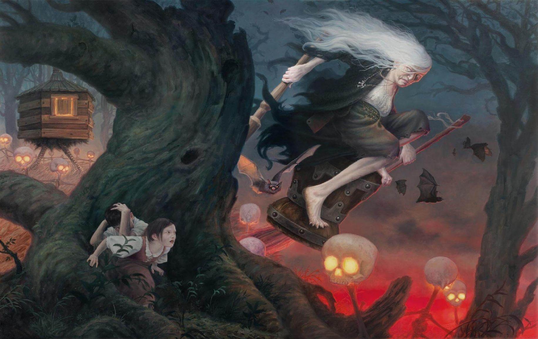 картинки русские народные ведьмы сообщение, соглашаюсь