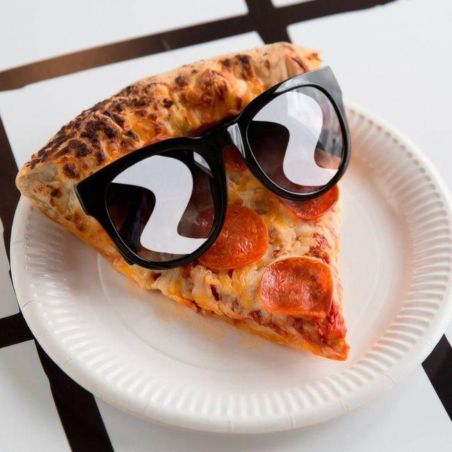 Днем рождения, картинки приколы пиццы