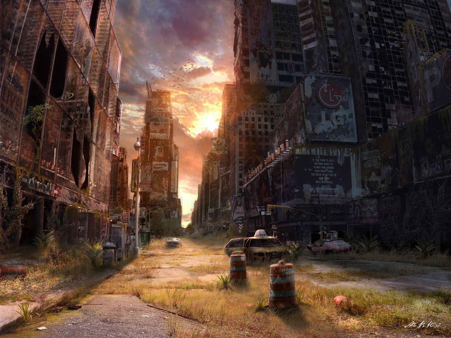 картинки с апокалипсисом