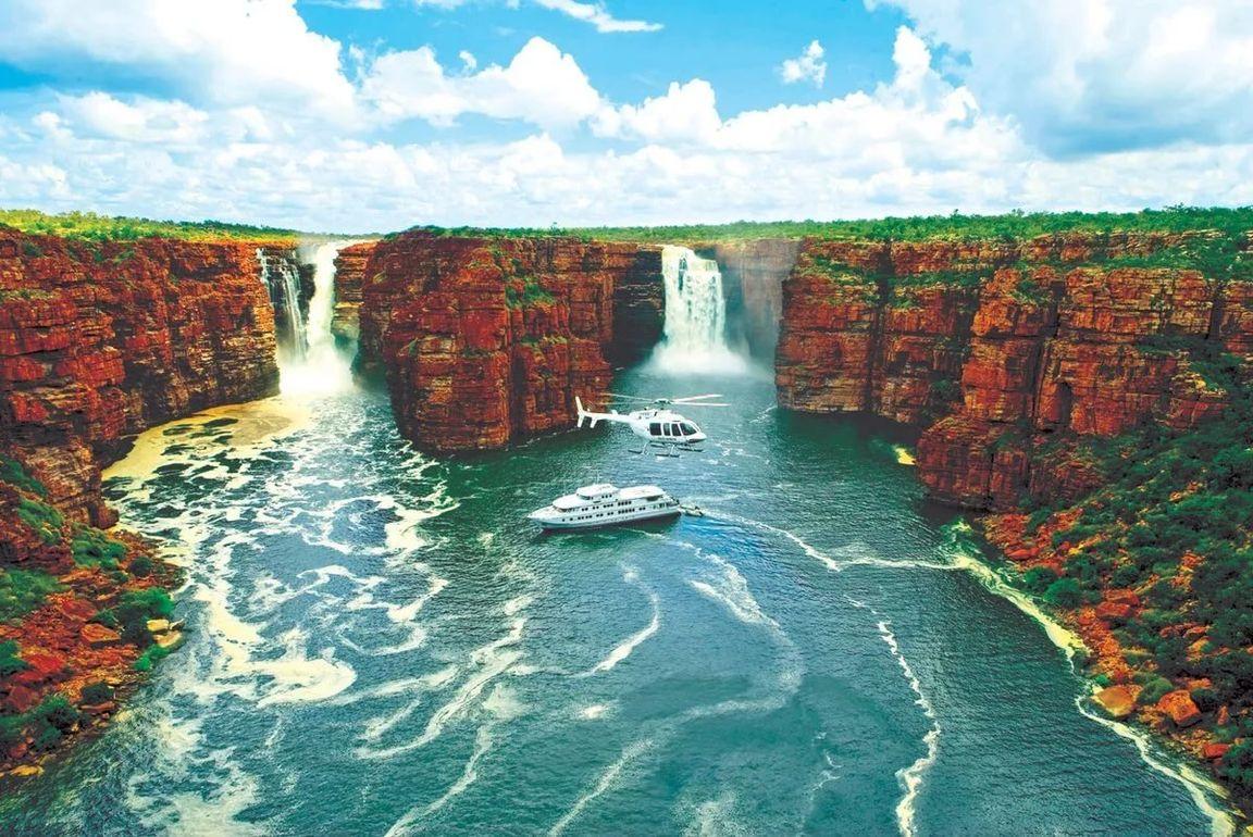 австралия горы водопады виды фото дословно построение лица