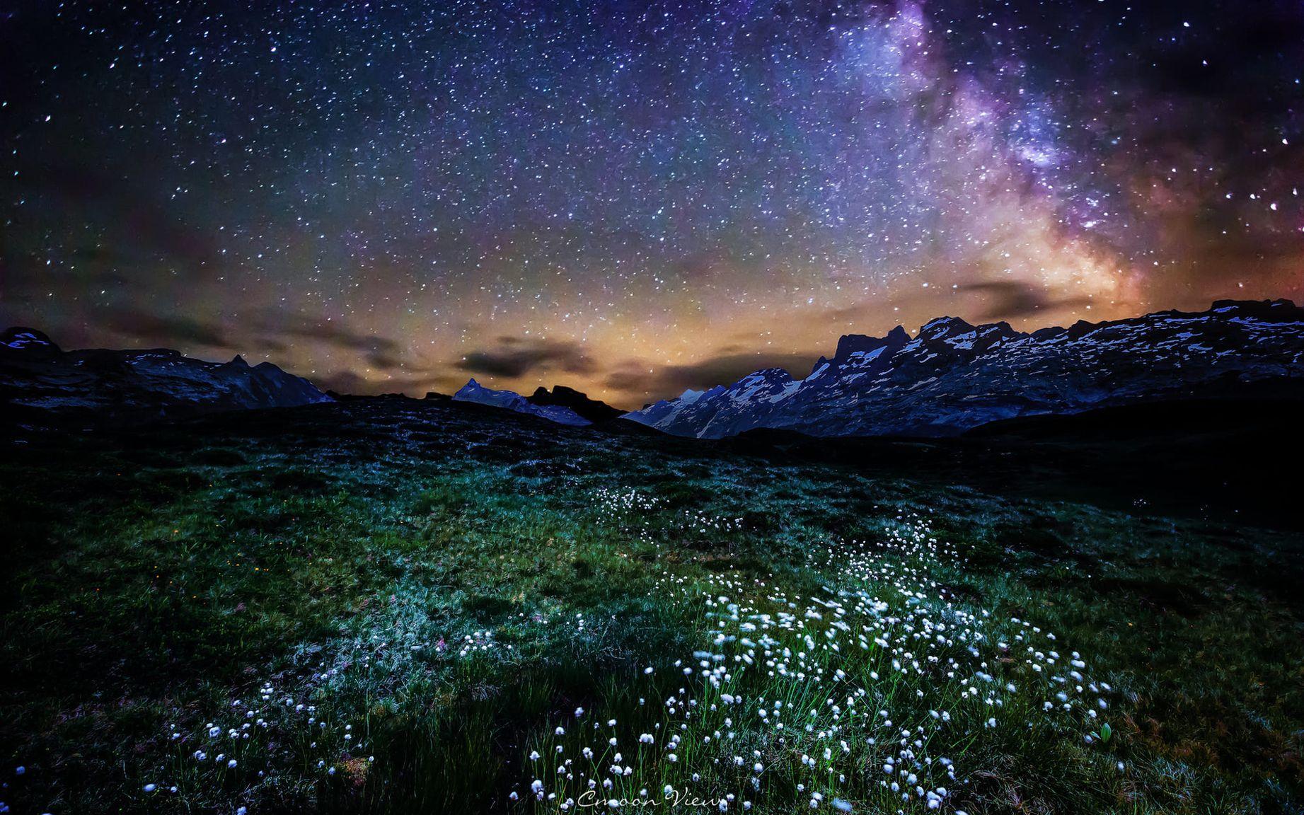 чем отмыть картинки звездного неба в высоком качестве главная сложность