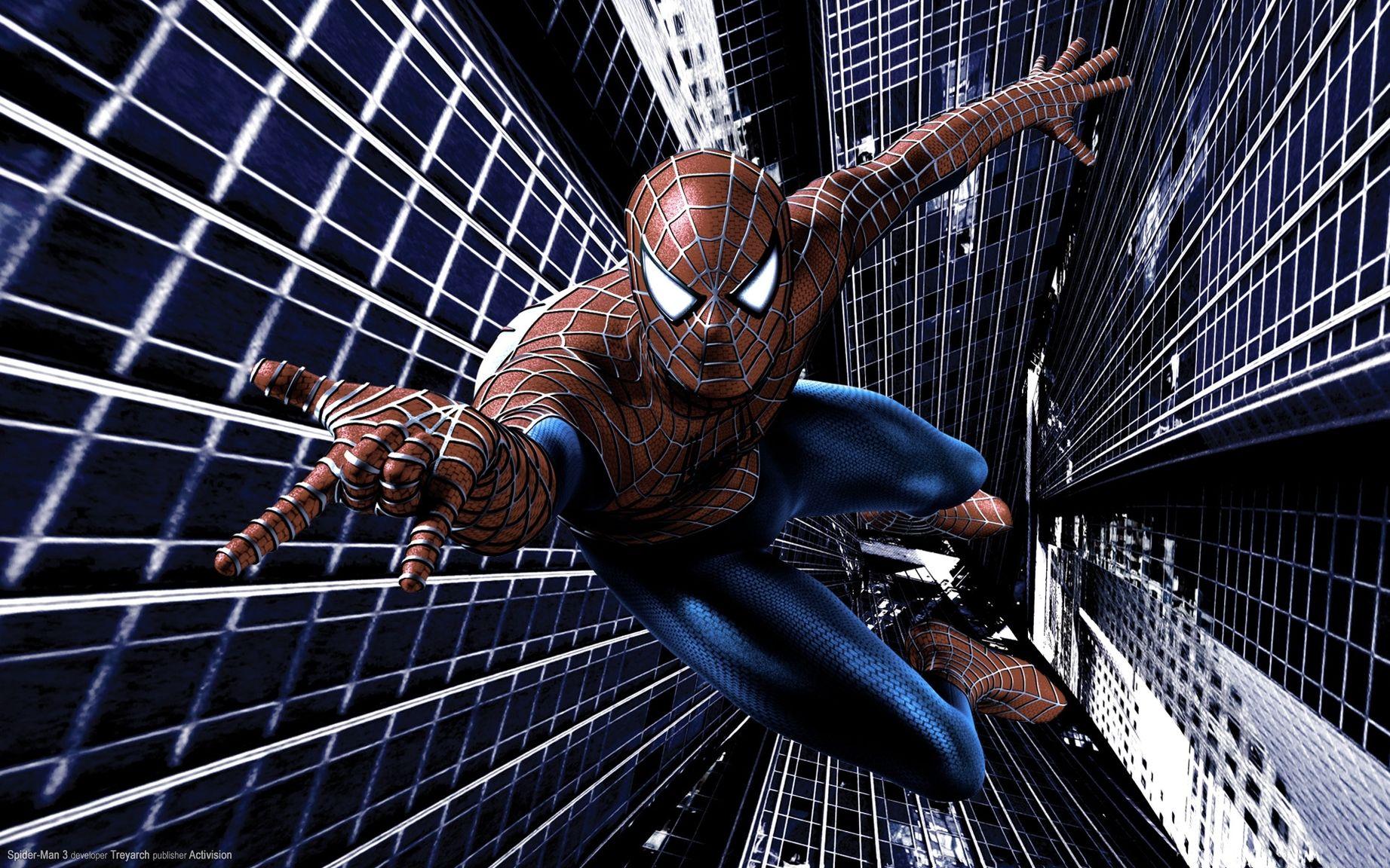 активный отдых, фото про человека паука молодости