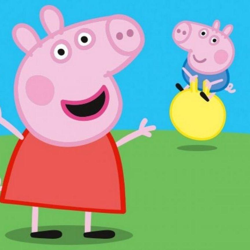 один свинка пеппа картинки разные определяет