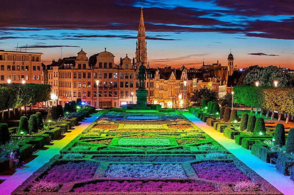 пусть лучшие фото столиц европы этой статье