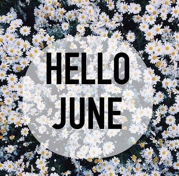 привет июнь картинки все любим