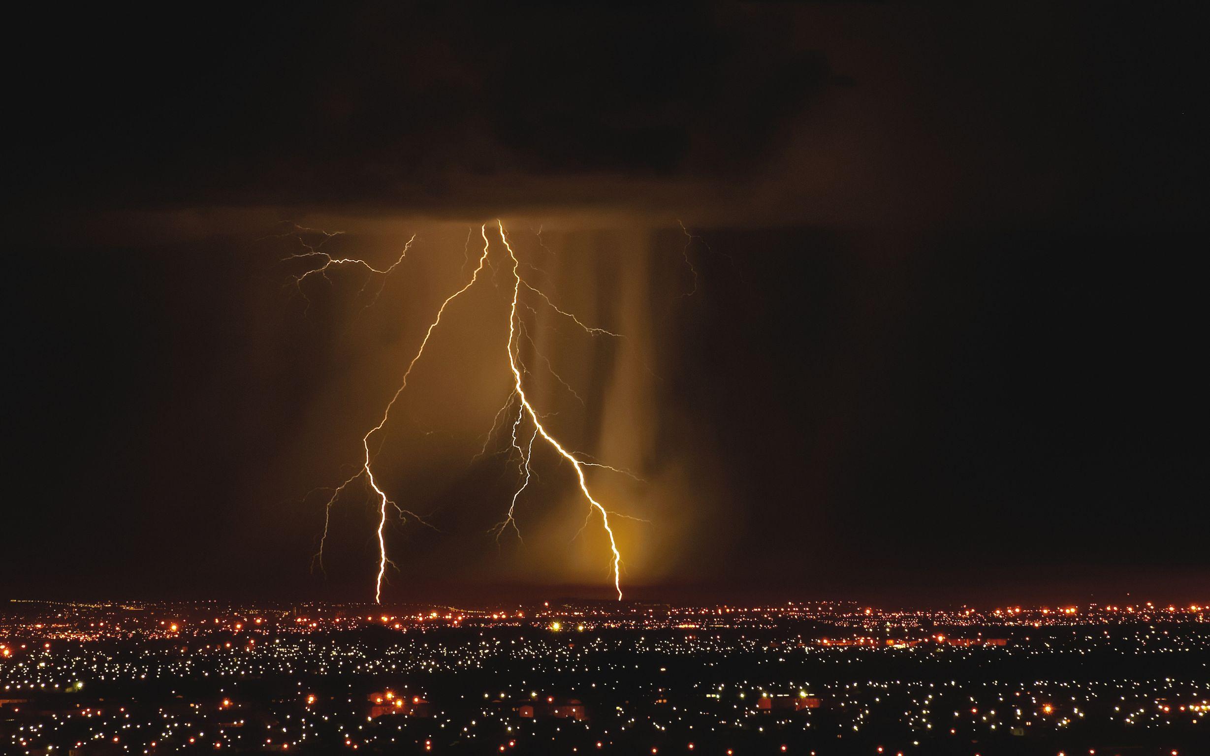 картинки рабочего стола молния дополнением