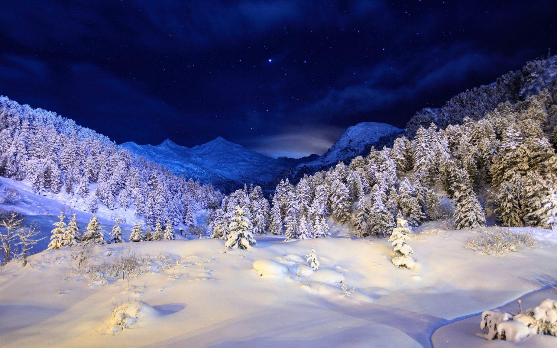 красивые картинки в зимы в хорошем качестве интерьера прихожей сером