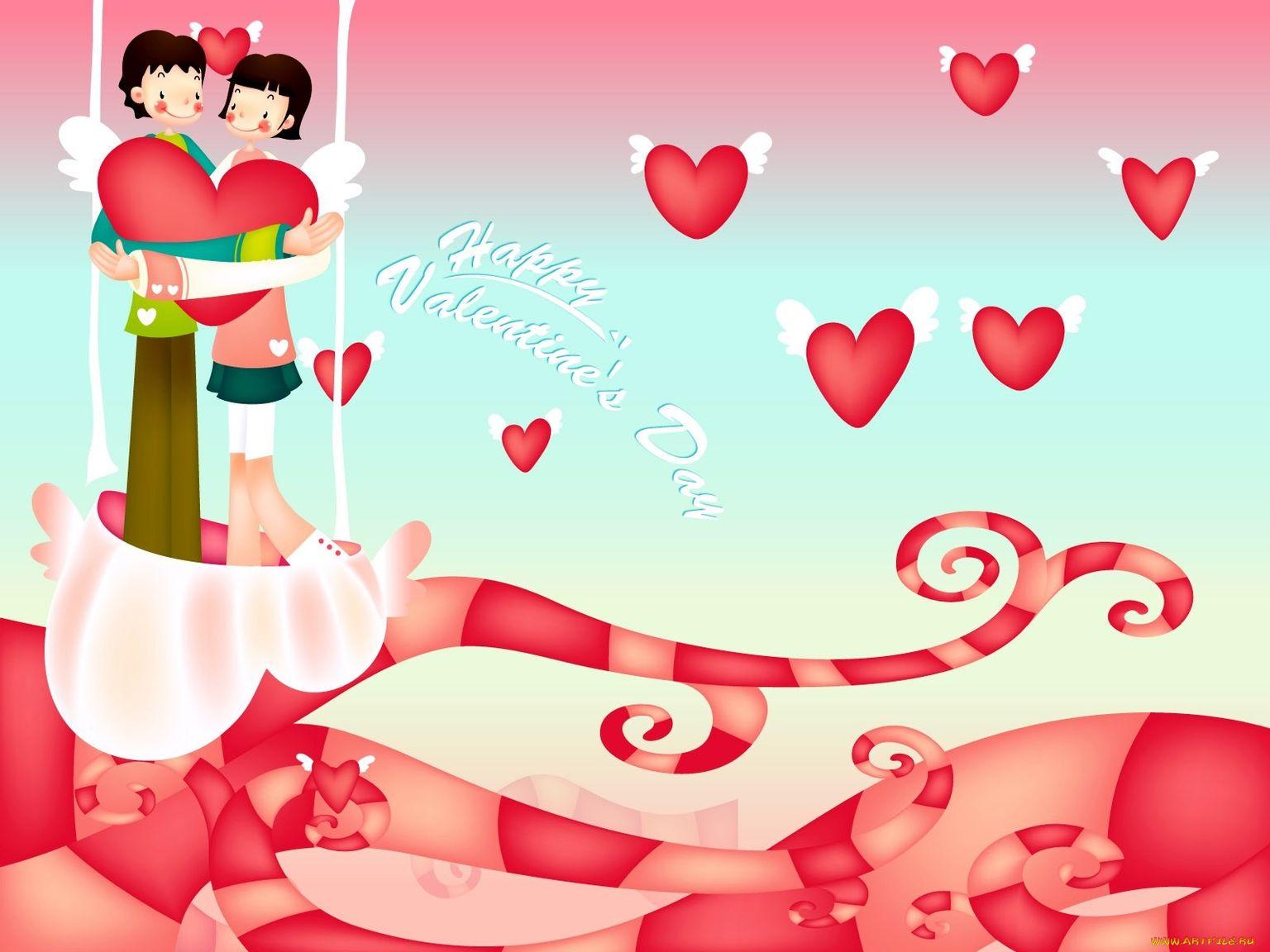 Картинке день святого валентина
