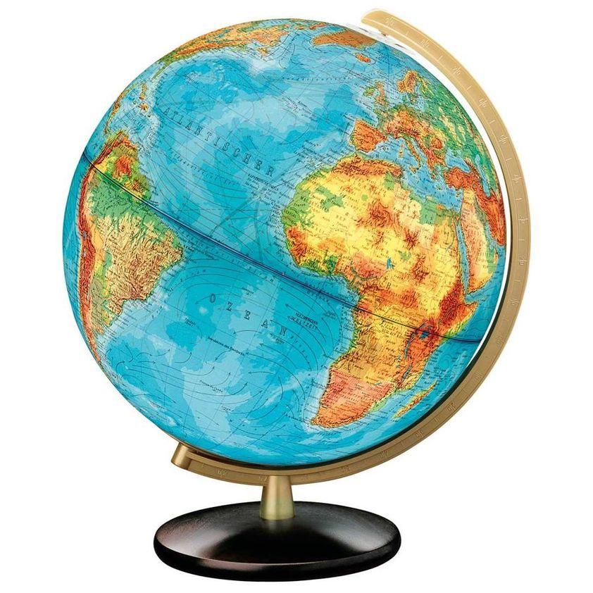 Прикольный глобус картинка