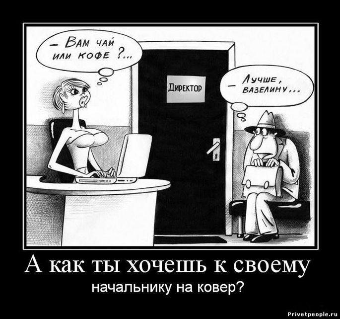 Анекдоты Начальника